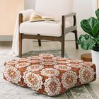 Schatzi Boho Medallion Desert Floor Pillow
