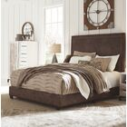 Gomes Upholstered Platform Bed Size: King