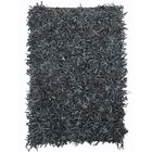 Grigg Hand-Knotted Gray Area Rug Rug Size: Rectangle 8' x 10'