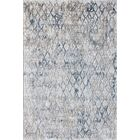 Grisby Light Beige/Blue Area Rug Rug Size: Rectangle 9'2
