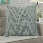 Lambright Zig Zag Designer Pillow Fill Material: Cover Only - No Insert, Size: 12