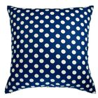 Modern Country Cottage Shabby Elegance Home Polka Dot Medium Dot Pillow Product Type: Throw Pillow