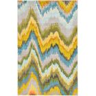 Killington Yellow/Green Area Rug Rug Size: Rectangle 5' x 8'