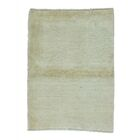 One-of-a-Kind Ferriera Oriental Hand-Knotted Beige Area Rug