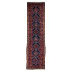One-of-a-Kind Dineen North West Persian Wide Exc Cond Hand-Knotted Blue Area Rug