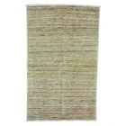 One-of-a-Kind Ferriera Peshawar Oriental Hand-Knotted Red/Beige Area Rug