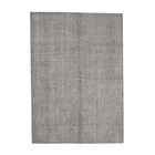 One-of-a-Kind Castilly Oriental Hand-Knotted Gray Area Rug