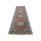 One-of-a-Kind Aydan Haji Jalili Re-Creation Oriental Hand-Knotted Red Area Rug