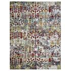 Rackers Green/Red Area Rug Rug Size: Rectangle 9' x 12'