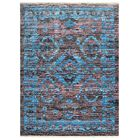 Hartshorn Turquoise Blue/Pink/Black Area Rug Rug Size: Rectangle 3'11