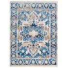 Hartshorn Crossweave Blue Area Rug Rug Size: Rectangle 3'11