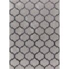 Oswald Gray Area Rug Rug Size: Rectangle 4' x 6'