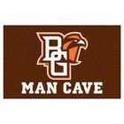 Bowling Green State University Doormat Mat Size: Rectangle 5' x 8'