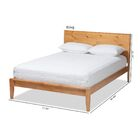 Forgey Platform Bed Size: King