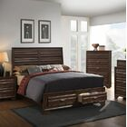 Wooster Storage Platform Bed Size: King