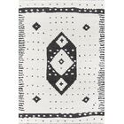 Totterdown Ivory Area Rug Rug Size: Rectangle 8'6