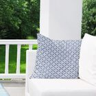 Wilmer Indoor/Outdoor Throw Pillow Size: 26