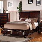Greyson Platform Bed Size: King