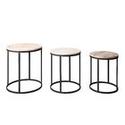 Stromberg 3 Piece Nesting Tables