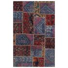 One-of-a-Kind Masboro Hand-Knotted Wool Red Area Rug