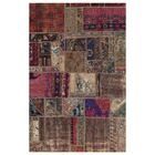 One-of-a-Kind Maxman Hand-Knotted Wool Brown Area Rug