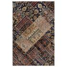 One-of-a-Kind Mermec Hand-Knotted Wool Beige Area Rug