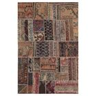 One-of-a-Kind Laurelglen Hand-Knotted Wool Brown Area Rug