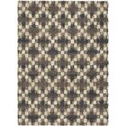 Finnegan Brown/Beige Area Rug