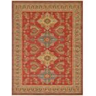 Valley Red Area Rug Rug Size: Rectangle 12'2