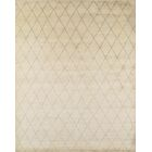 One-of-a-Kind Serapi Hand-Knotted Wool Ivory Area Rug