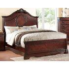 Manuel Panel Bed Size: Queen