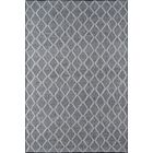 Elissa Hand-Woven Charcoal Area Rug Rug Size: Rectangle 8'9