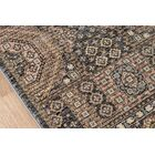 Gianna Gray Area Rug Rug Size: Rectangle9' x 12'