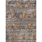 Lawler Brown/Yellow Area Rug Rug Size: Rectangle 8' x 10'
