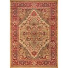 Miller Beige Area Rug Rug Size: Rectangle 5'3