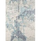 Stanford Hand-Tufted Wool Blue Area Rug Rug Size: Runner 2'3