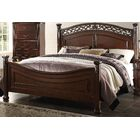 Rowland Panel Bed Size: King