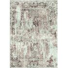 Aliza Handloom Gray/Brown Area Rug Rug Size: Rectangle 6' x 9'