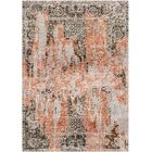 Aliza Handloom Rust/Brown Area Rug Rug Size: Round 9'