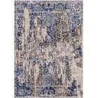 Aliza Handloom Blue/Beige Area Rug Rug Size: Rectangle 6' x 9'
