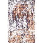 Aliza Handloom Rust Area Rug Rug Size: Square 6'