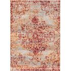 Aliza Handloom Red Area Rug Rug Size: Rectangle 5'7