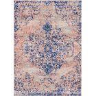 Aliza Handloom Blue/Sisal Area Rug Rug Size: Rectangle 4' x 6'