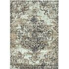 Aliza Handloom Gray Area Rug Rug Size: Rectangle 5'7