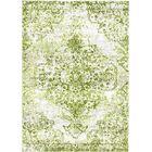 Aliza Handloom Green Area Rug Rug Size: Rectangle 4' x 6'