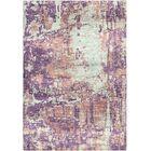 Ashford Handloom Lavender/Blue Area Rug Rug Size: Square 9'