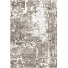 Ashford Handloom Brown Area Rug Rug Size: Rectangle 5'7