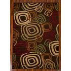 Chase 1607 Brown/Beige Area Rug Rug Size: Rectangle 6'7