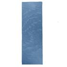 Denise Reversible Hand-Braided Blue Indoor/Outdoor Area Rug Rug Size: Runner 2'4