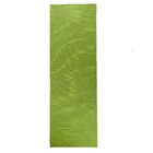 Ashanti Reversible Hand-Braided Green Indoor/Outdoor Area Rug Rug Size: Runner 2'4